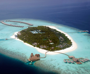 Anantara Kihavah Villas in Maldives