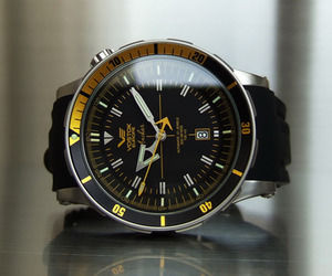 Anchar Diving Watch | by Vostok Europe