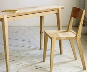 Andrew Moe's Oslo Desk and Chair