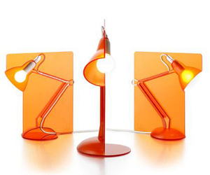 Anglepoise Fifty by Anthony Dickens