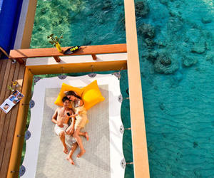 Angsana Velavaru Resort in the Maldives