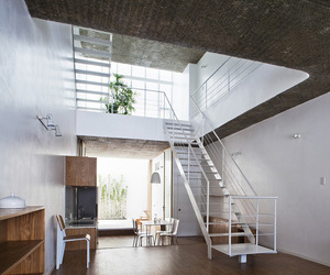 ANH House by Sanuki + Nishizawa Architects