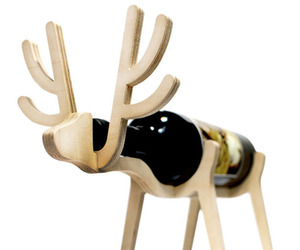 Animal's bone, Wine Bottle Holders