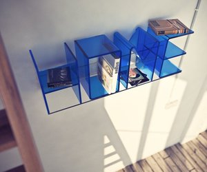 'Anita' Shelving Units