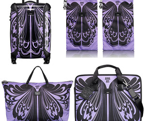 Anna Sui for Tumi
