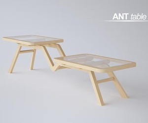 ANT table by Oliver Nikolic