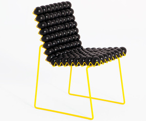 Anti Stress Chair by Bashko Trybek