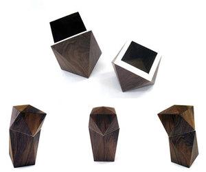 Antiprism Box by Sina Sohrab