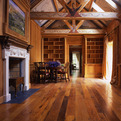 Antique Chestnut Flooring by Ebony and Co