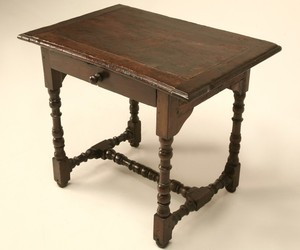 Antique French Early 18th Century Rustic Petite