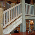 Antique Hand Hewn Timbers from HistoricWoods by LunarCanyon
