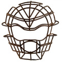 Antique Rusty Wire Baseball Catchers Mask at Relique