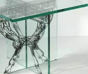 'Antique' Table by Nada Se Leva