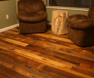 Antique Tobacco Oak Floor from HistoricWoods by LunarCanyon
