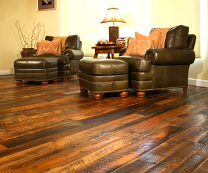 Antique Tobacco Oak PatinaDeep Flooring