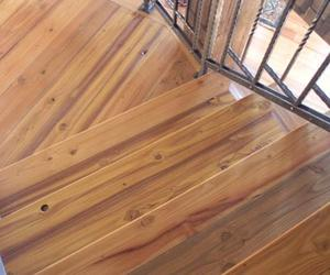 Antique Trestlewood Flooring