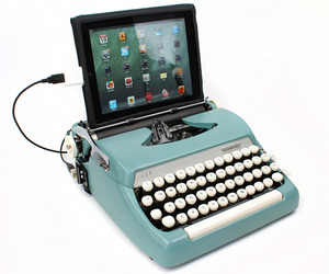 Converted Typewriters into Keyboards | USB Typewriter