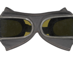 Antique WWII Japanese Army Flight Goggles at relique.com