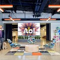 AOL's Cool Office in Palo Alto