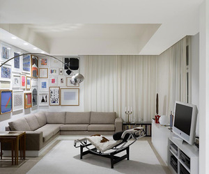 Apartment FS by Ippolito Fleitz Group Identity Architects