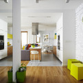 Apartment in Warsaw by Widawscy Studio Architektury