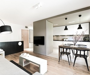 Apartment in Wroclaw by 3XA