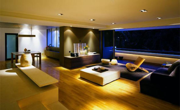 Apartment Interior At Westwood By K2ld Architects - Apartment-at-westwood-by-k2ld-architects