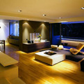 Apartment Interior at Westwood by K2LD Architects