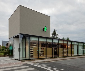 Apotheek' Pharmacy by CAAN Architects