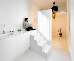 Appartement Spectral in Paris by Betillon / Dorval-Bory