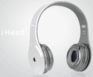 Apple iHead Headphone Concept
