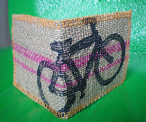 ApRi Handmade Burlap Accessories