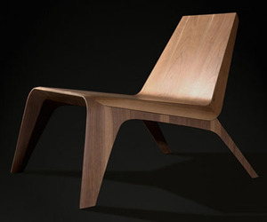 APRRO Lounge Chair by Richard Overcash for Alexander Purcell