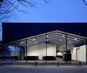 Aqua Plannet Headquarters by Sugawaradaisuke
