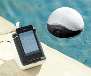 Aqua Sound Floating Accessory Speaker