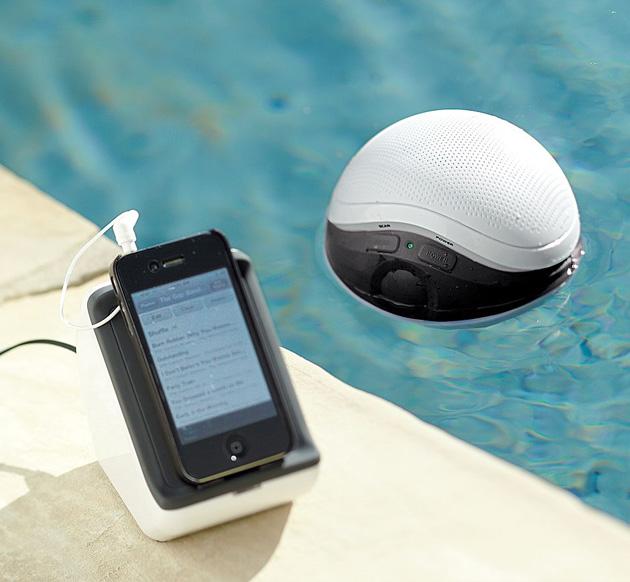 Aqua Sound Floating Accessory Speaker