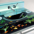 Aquarium Sink by Italbrass