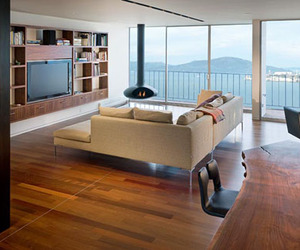 Aquatic Park Penthouse by Craig Steely Architecture