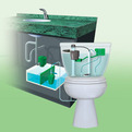 AQUS Greywater System from Sloan