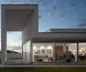 Aradas House in Aveiro, Portugal by RVDM Architects