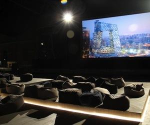 Archipelago Cinema in Venice, Italy