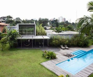 Architect Pedro Useche's Home