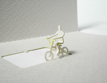 Architectural Model Greeting Cards