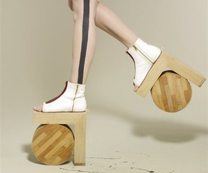 Architectural Shoes by Benoît Méléard