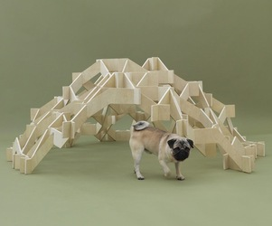 architecture for dogs by kenya hara     bamboo pet hammock ii  rh   materialicious