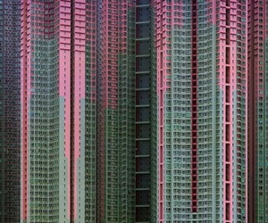 Architecture of Density, A Photo Study by Michael Wolf
