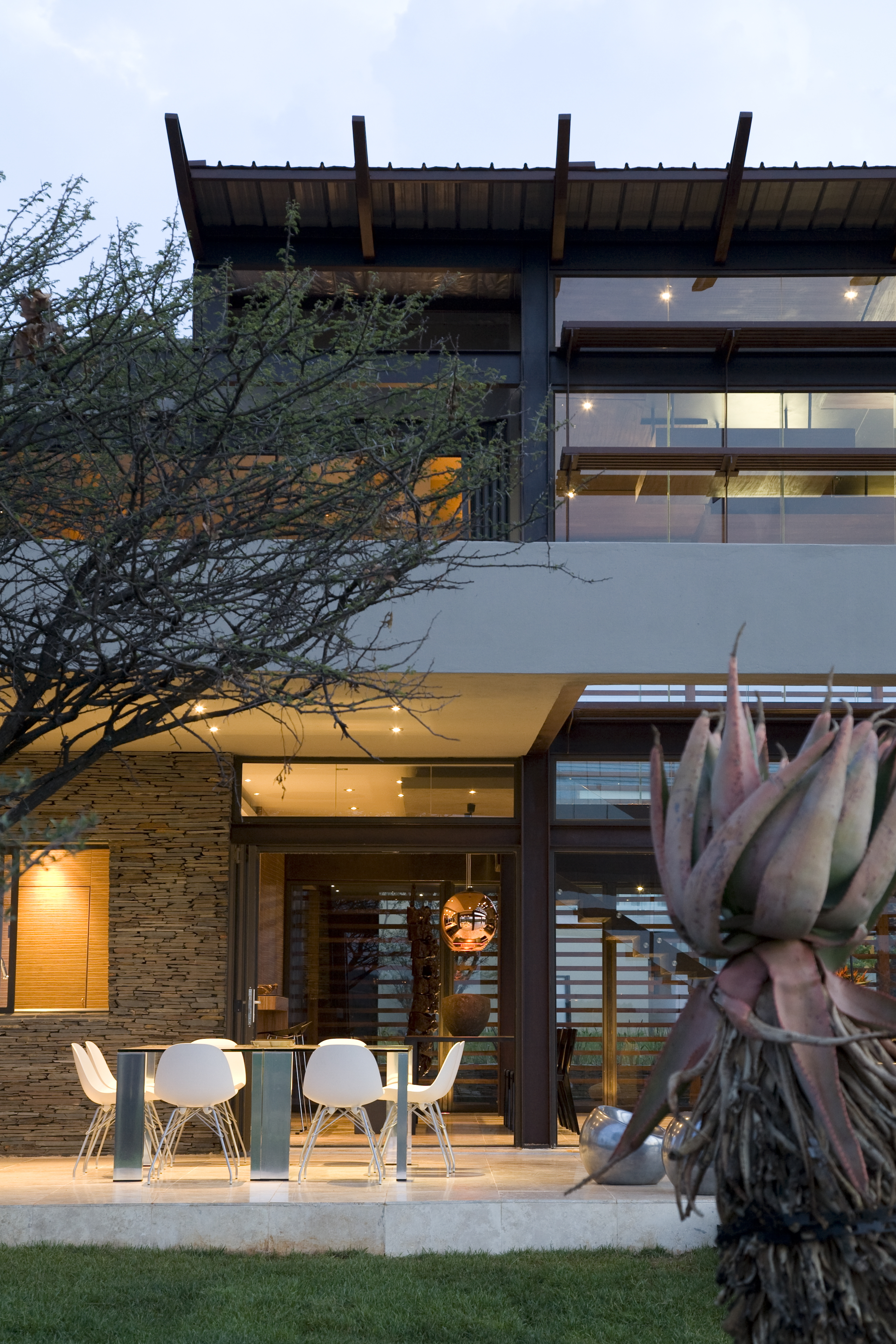 Rock Steel Amp Wood Architecture In South Africa