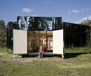 Archive Pavilion by HL Architecture