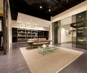 Arclinea and Rimadesio Boston showroom displays on sale