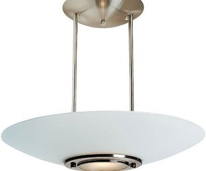Argon Light Pendant with Frosted Glass